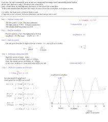 trig function model example 3
