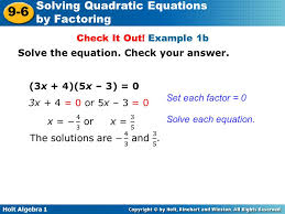 example 1a solve the equation check your answer x 7 2