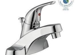Bathroom Sink Faucets Home Depot realie