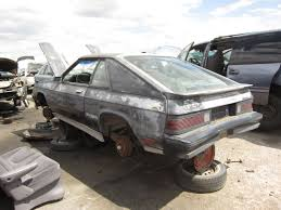 Junkyard Find: 1985 Dodge Shelby Charger - The Truth About Cars
