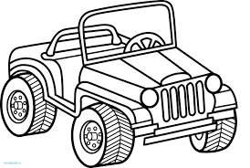 Coloriage Mandala Transport Inspirational Coloriage Jeep A