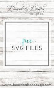Board And Batten Design Co Free Svg Files Board By Board Batten Design Co Free Svg
