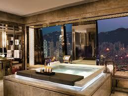 hotels with big bathtubs. The Ritz-Carlton, Hong Kong Hotels With Big Bathtubs