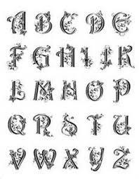 Ozdobne Pismo Bing Images Ozdobné Písmo Razítka Písmo A Kresby