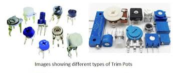 "Image result for preset"" or ""trimmer"" pots"