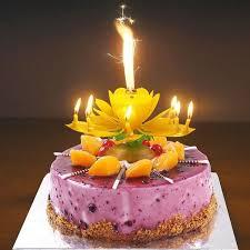 Birthday Cake For Flower Savetravelco