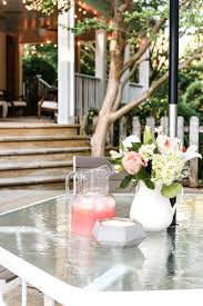 how to revive a glass patio table blesserhouse com a tutorial explaining how