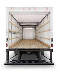 dry freight slats e track w load locking bars