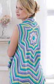 Crochet Circular Vest Pattern Free Magnificent 48 Amazing Free Circle Vest Crochet Patterns Simply Collectible