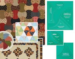 Fons & Porter's Quilting Template of the Month Club | Keepsake ... & Fons & Porter's Quilting Template of the Month Club | Keepsake Quilting Adamdwight.com
