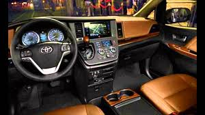 Toyota Sienna 2016 CAR Specifications and Features - Mechanical ...