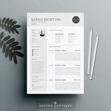 resume template and cover letter template for word diy printable resume template and cover letter template for word diy printable 3 pack the moonlight professional and creative design plus