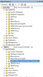 Setup Certificate Mirroring In Sql Server 2008 R2
