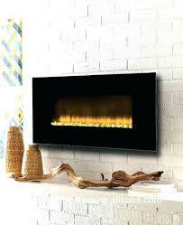 electric fireplace decor flame media unit reviews