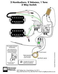 guitar wiring diagram 2 humbucker 1 volume tone wiring diagram wiring diagram 2 humbuckers volume tone 3 way switch wirdig