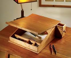 Portable Writing Desk: