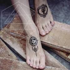 Dream Catcher Foot Tattoo Dreamcatcher tattoos for women 100 in one package Buytra 90