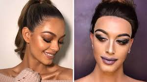 check out paolo ballesteros transformation into demi leigh nel peters
