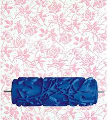 Pattern Paint Roller Cool Generic 48cm DIY Floral And Dot Pattern Paint Roller For Wall