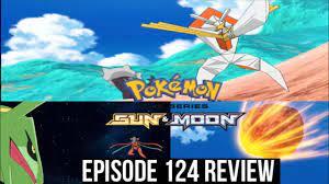 Kartana Attacks!!! Pokémon Sun and Moon anime episode 124 review! Raquaza  vs Deoxys! - YouTube