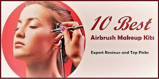 10 best airbrush makeup kits expert reviews and top picks