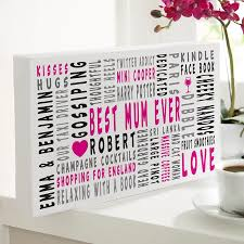 personalized wall art typography canvas on personalized wall art canvas with personalized typography print or canvas chatterbox walls