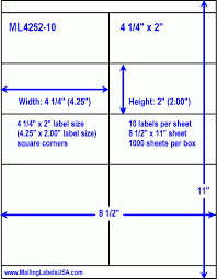 Avery Label Templates 8160 Address Labels Blank Address Labels Similar To Avery