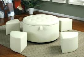 round tufted ottoman coffee table white round tufted ottoman attractive round tufted storage ottoman coffee table