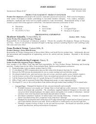 Printable Expertise Featuring Executive For Product Manager Resume Sample