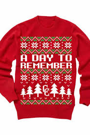 16 Bands That Inexplicably Have Festive Christmas Sweaters For ...