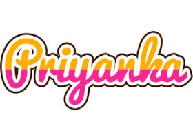Priyanka Logo | Name Logo Generator - Smoothie, Summer, Birthday, Kiddo, Colors Style