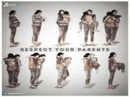 respect your parents
