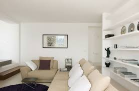 White Walls Living Room Decor Dupli Dos By Juma Architects Caandesign Architecture And Home