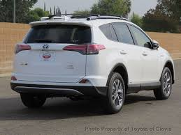 2018 New Toyota RAV4 Hybrid XLE AWD at Toyota of Clovis Serving ...