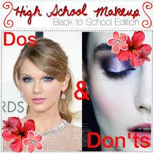 bts high makeup