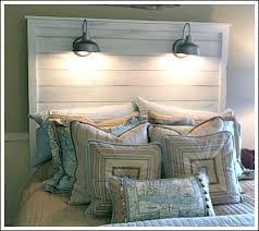 headboard lighting. best 25 headboard lights ideas on pinterest rustic wood bed and wooden beds lighting