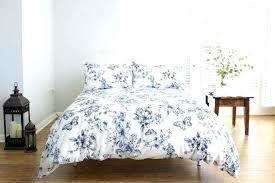 blue and gray duvet cover stylish covers grey bedding light soft loft sham set co