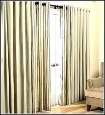 door curtain rod magnetic door curtain rod curtain rods for door useful pendant on patio door