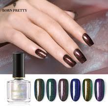 Гель-лак для ногтей Born pretty, хамелеон, <b>верхнее покрытие</b> 6 ...