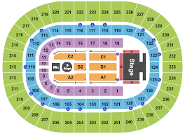 Nassau Veterans Coliseum Seating Chart Nkotb Seating Chart Interactive Seating Chart Seat Views