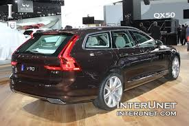 2018 volvo wagon. contemporary 2018 2018 volvo v90 t6 wagon for volvo wagon