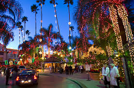 San Diego Botanic Garden - Garden of Lights - Christmas Lights ...
