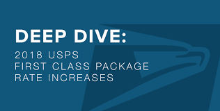2018 First Class Package Shipping Rate Increases Shippingeasy