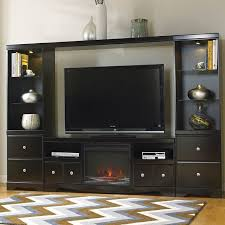 shay large entertainment wall w fireplace