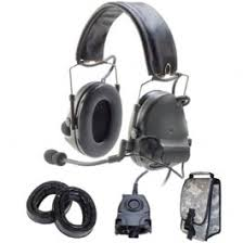 3M <b>Peltor Tactical</b> Swat Tac & Military ComTac <b>Headsets</b>