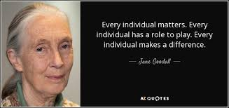Jane Goodall Quotes Fascinating Discover Jane Goodall Famous And Rare Quotes Share Jane Goodall