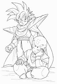 Small Picture DBZWarriorsCom Dragon Ball Z Coloring Book Pages dragon ball z