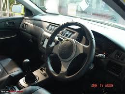 Car Picker - mitsubishi Lancer Cedia interior images
