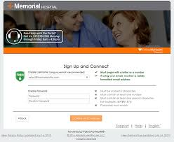 Marietta Memorial My Chart Login Memorial Hospital Patient Portal Memorial Health