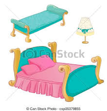 bedroom furniture clipart. Fine Clipart Bedroom Furniture Set Vector Clip Art Royalty Free 3505  Clipart Vector EPS Illustrations And Images Available To Search From  To Furniture Clipart A